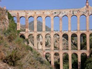 Aquädukt Málaga
