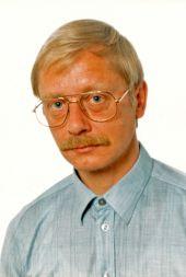 Porträtaufnahme August Dauses