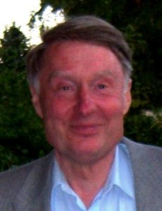 Porträtaufnahme Hinrich Hudde