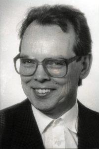 Porträtaufnahme Volker Kapp