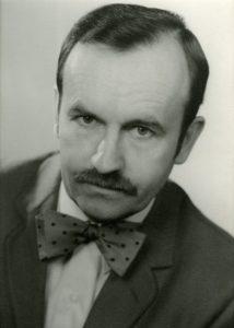 Porträtaufnahme Gustav Siebenmann