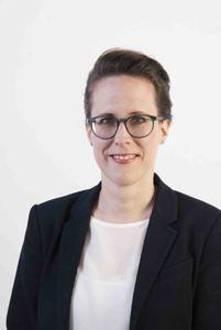 Porträtaufnahme von Dr. Anke Grutschus