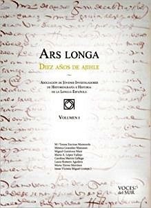 Buchcover: Ars longa