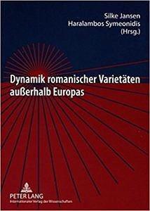 Buchcover: Dynamik romanischer Varietäten außerhalb Europas