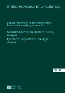 Buchcover: Studia Romanica et Linguistica, 40