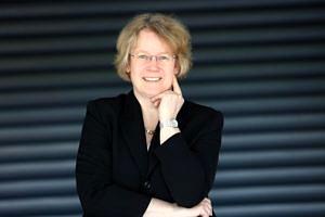 Porträtaufnahme Prof. Dr. Annette Keilhauer